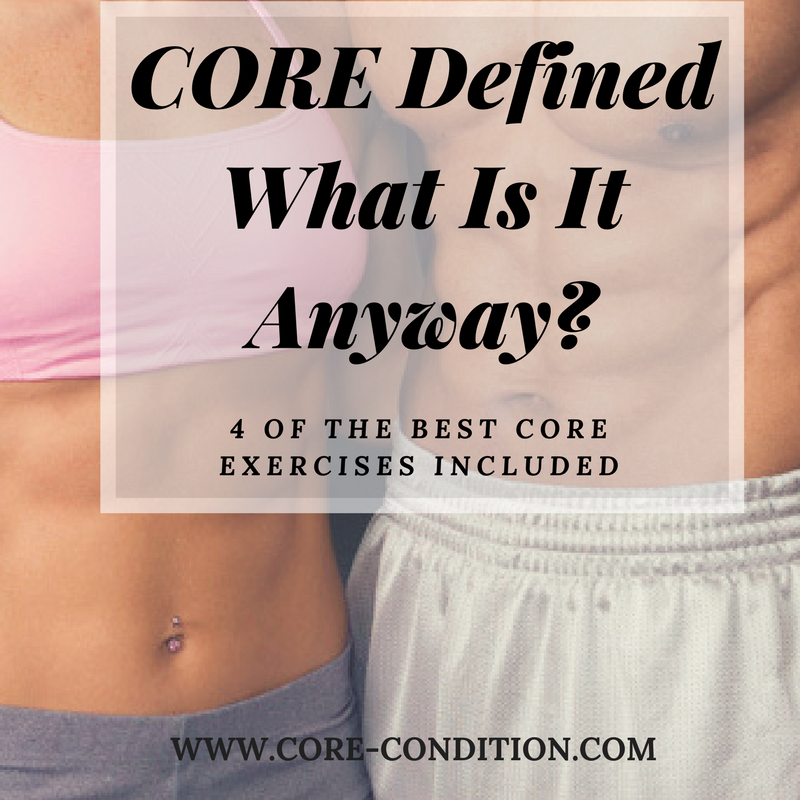 CORE Strength Defined – What Is It Anyway?