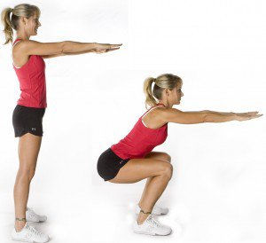How's your Squat? 6 Tips for the Perfect Bodyweight Squat - Core ...