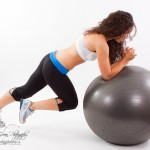 Improve Core Strength & Stability with Swiss Ball Mountain Climbers