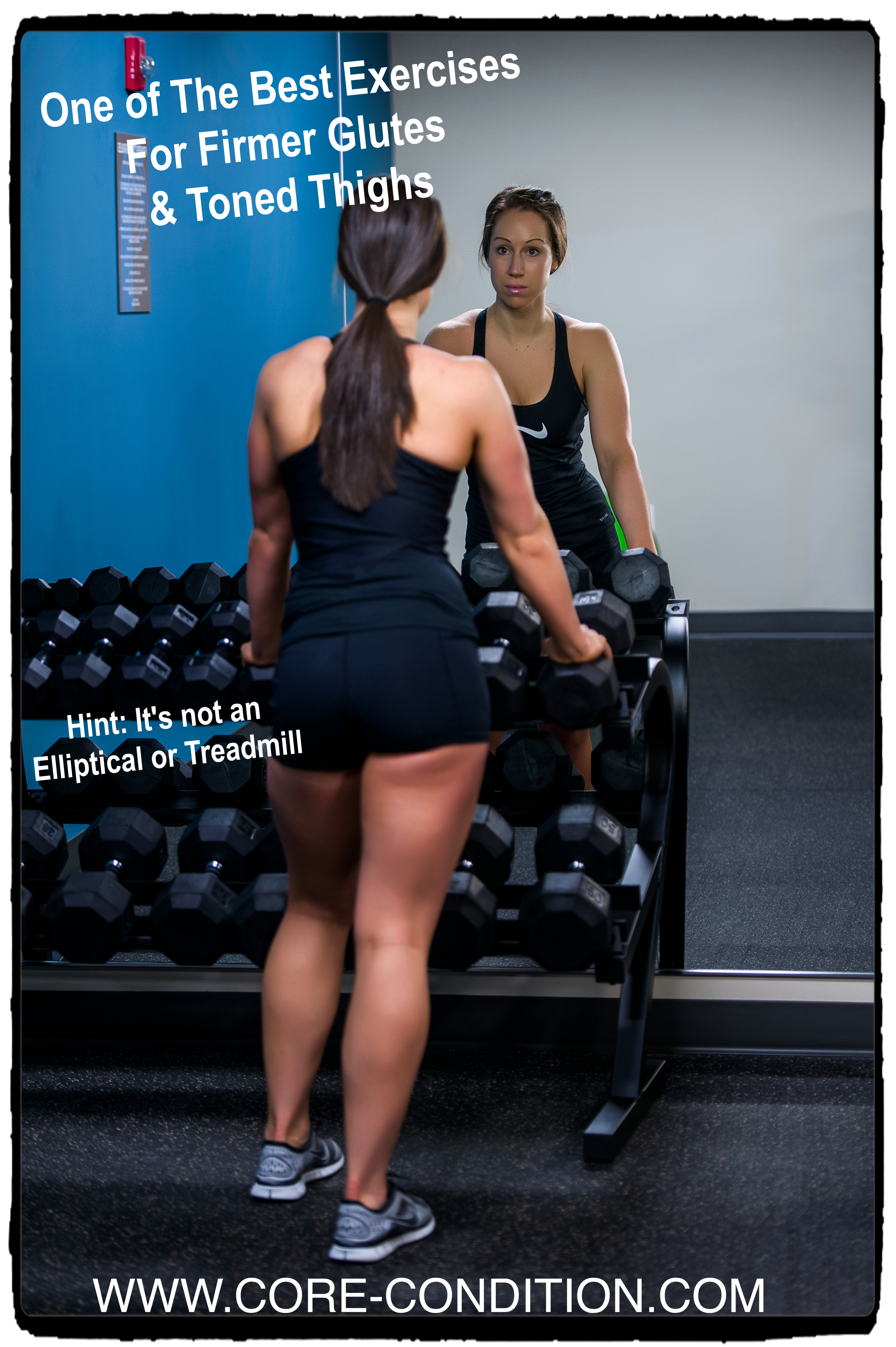 One of the Best Exercises for Firmer Glutes & Toned Thighs: The Single-Leg Romanian Deadlift