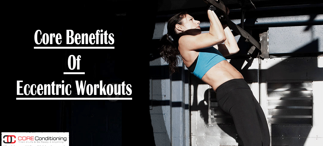 Fitness Buzzword Explained: Eccentric Training