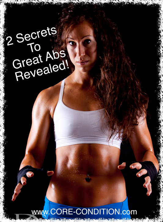 2 Secrets to GREAT Abs Revealed