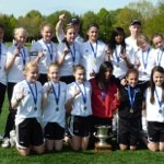 Congratulations and Good Luck Surdel Sting - 2012 U-13 Coastal A Cup Champions!!!