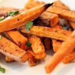 Make your Own Guilt-Free Sweet Potato Fries-Don't Fear Carbs!