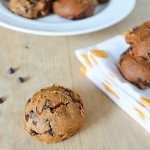 Last Pumpkin Recipe for October: Clean Eating- 3 Ingredient Pumpkin Cookie