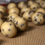 Amazing All Natural No-Bake Cookie Dough Balls