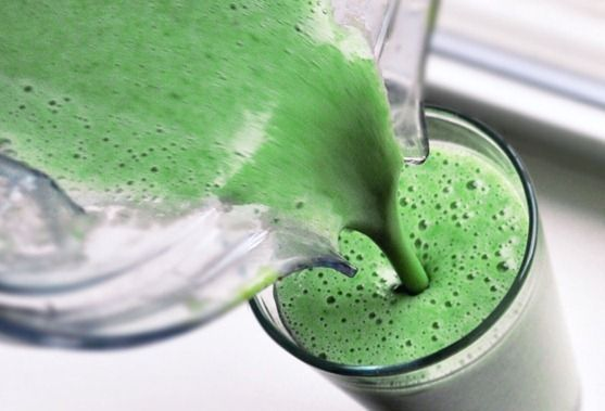 Healthy Shamrock Protein Shake Recipe - Core Condition