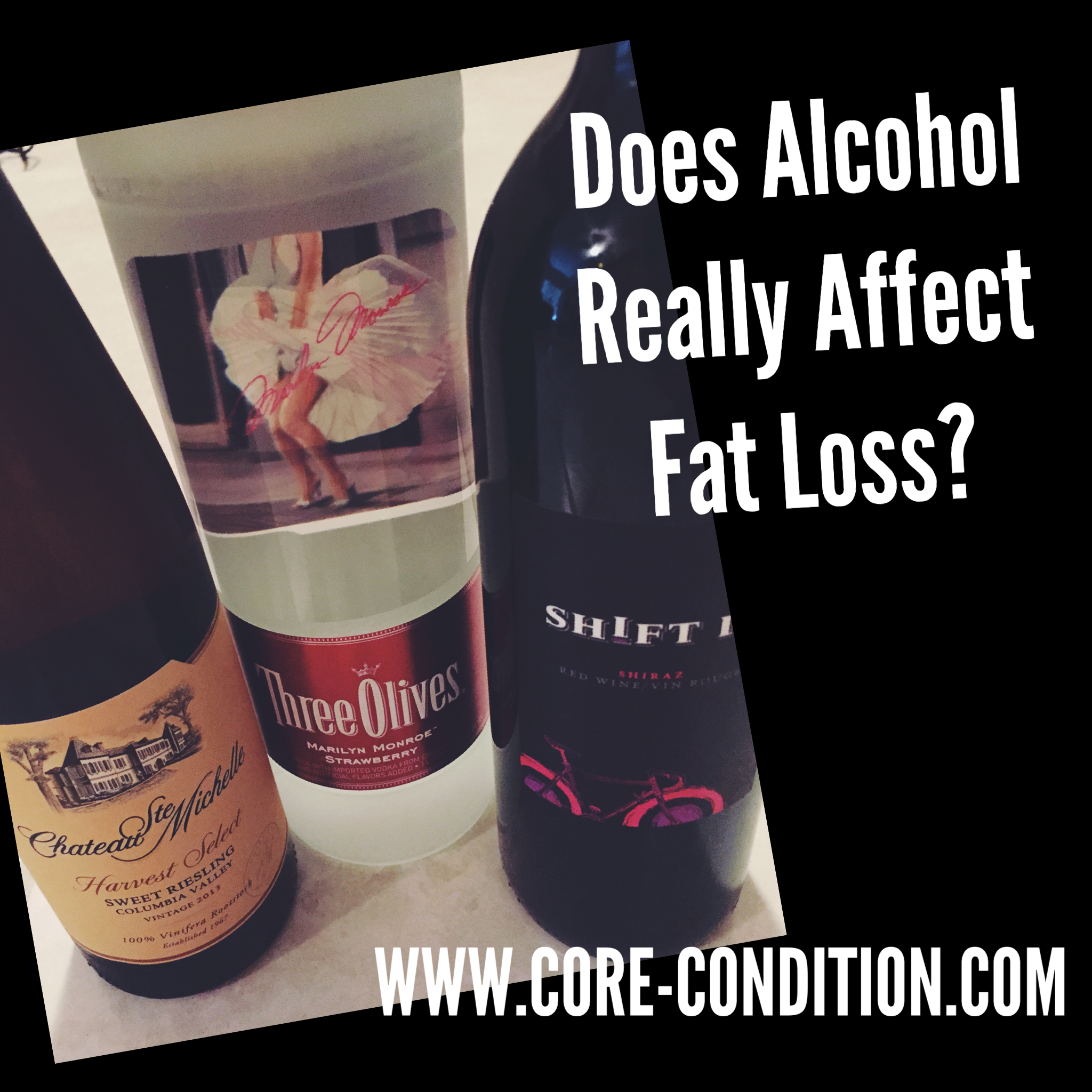 Does Alcohol Really Affect Fat Loss?
