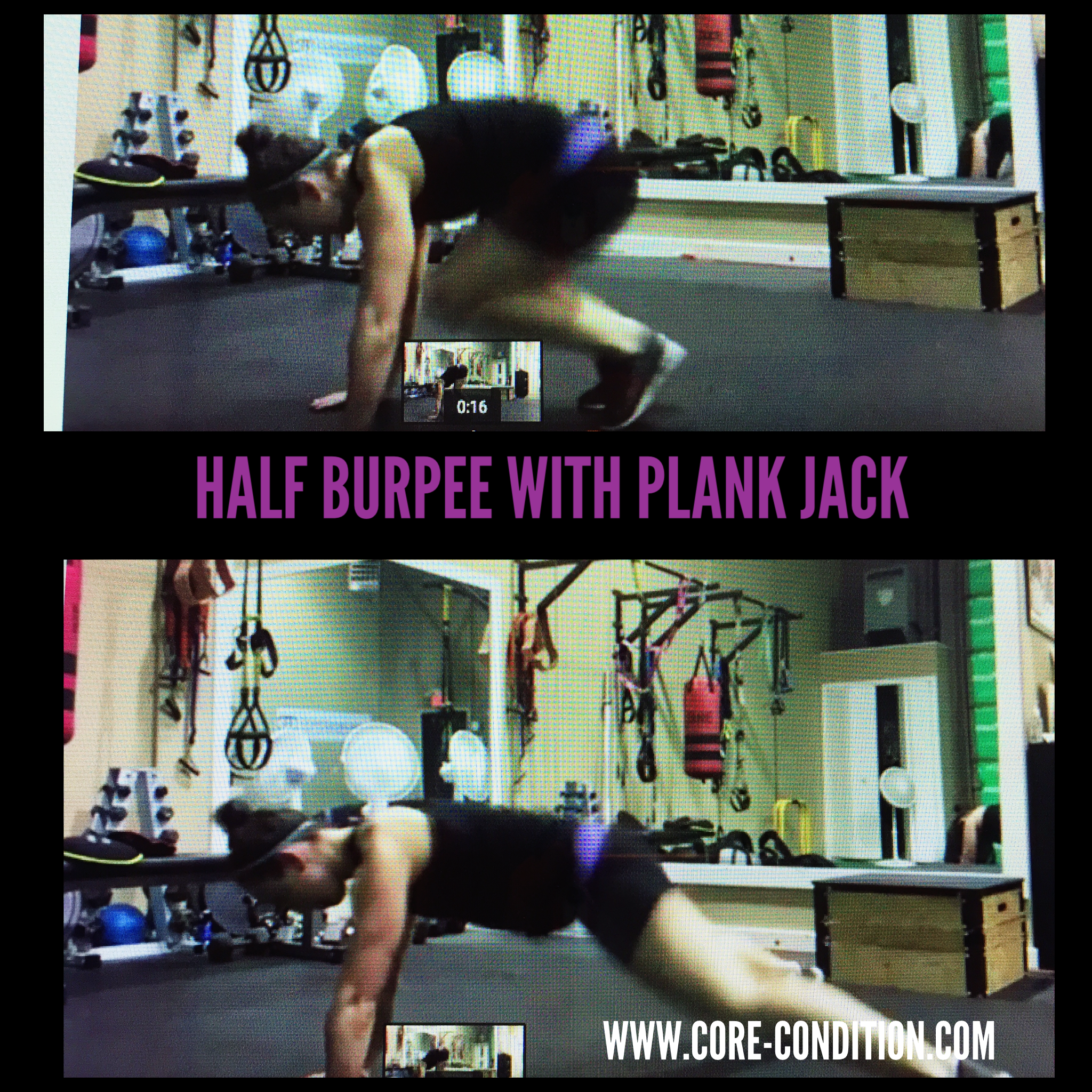 Add This Exercise To A Workout to Burn More Calories & Work The Abs!