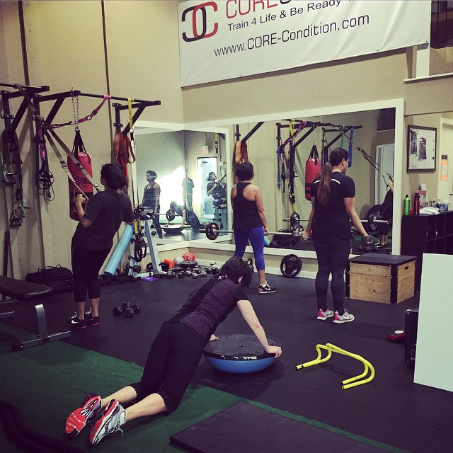 Core Condition Fitness Expert - Personal Trainers at Surrey BC