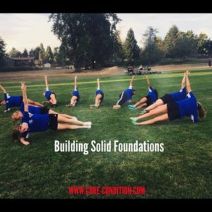 Building Solid Foundation