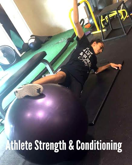 Athlete Strength & Conditioning For Any Age and Any Level