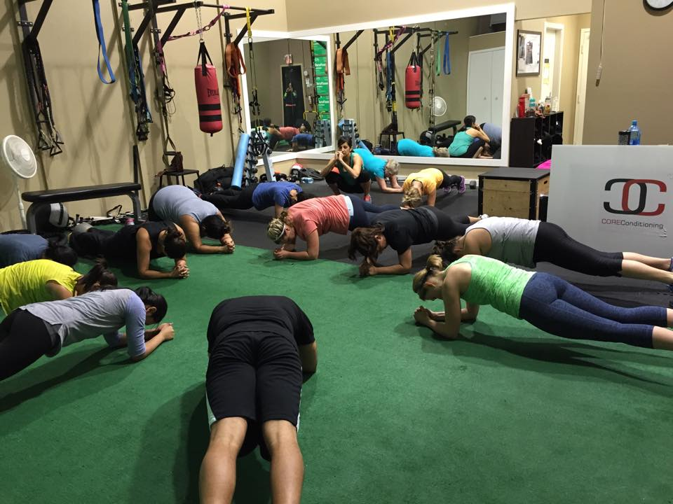 How to Push Yourself and Get MORE Out of Metabolic Group Class