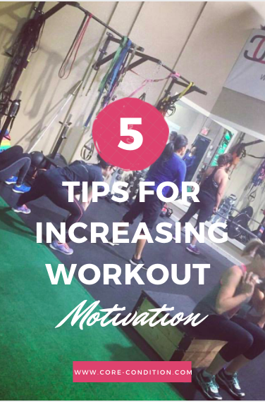 Improve Workout Motivation with These 5 Tips